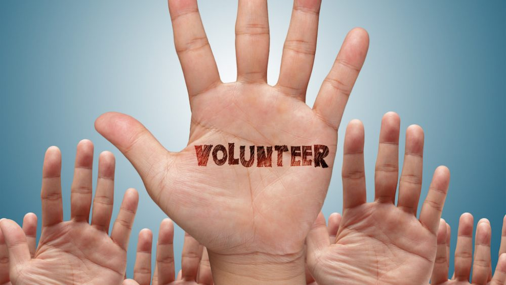 15 EXCELLENT REASONS TO VOLUNTEER