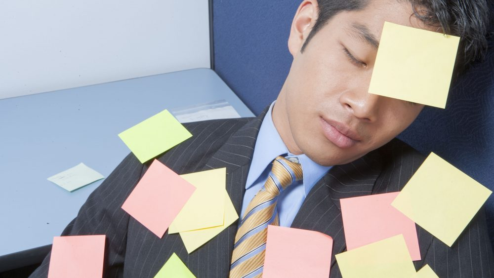 No One At The Office But You? Boo Hoo. Here's What To Do.