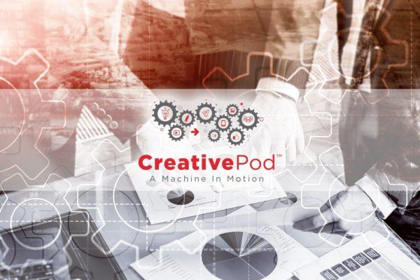 A Machine in Motion - The MediaMark Spotlight Creative Pod