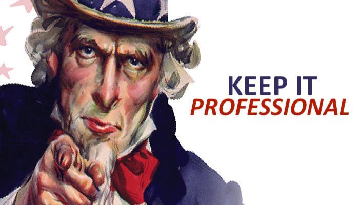 Keep it Professional, Not Political, on LinkedIn